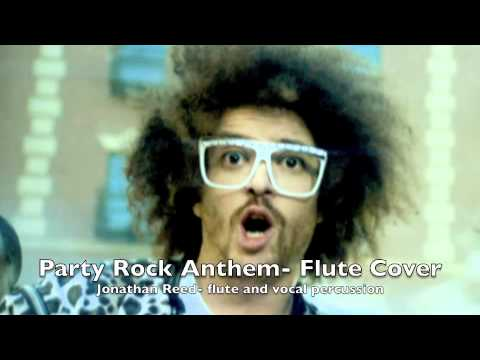 Party Rock Anthem - Flute Cover