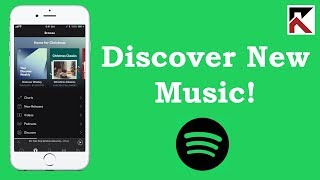 How To Discover New Music Spotify