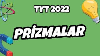 TYT Fizik - Prizmalar  TYT Fizik 2021 hedefekoş