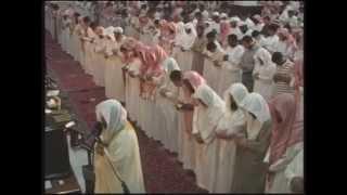 سورة المؤمنون || بصوت الشيخ د. محمد العريفي قيام ليلة 23 - 9 - 1434 هـ