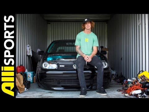 Jeremiah Smith's BMX House, Trophies, Garage, Picture This Alli Sports