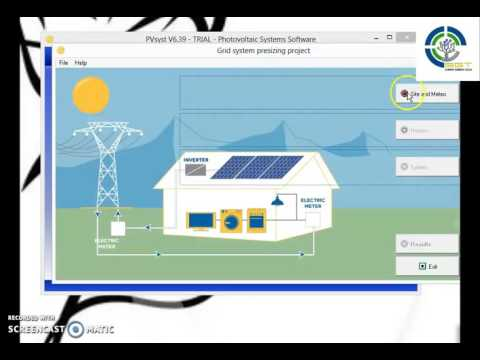Grit-connected PV system design in UniKL MICET Sept 2015 -  (Renewable energy)