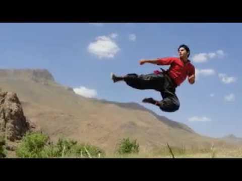 شمال بالی the best kong fu fighter and kickboxer in the kurdistan ...