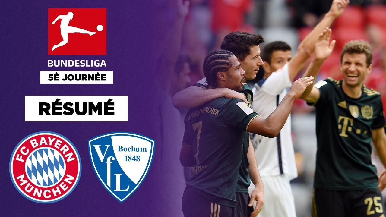 Download Résumé : 7-0, le Bayern déroule contre Bochum