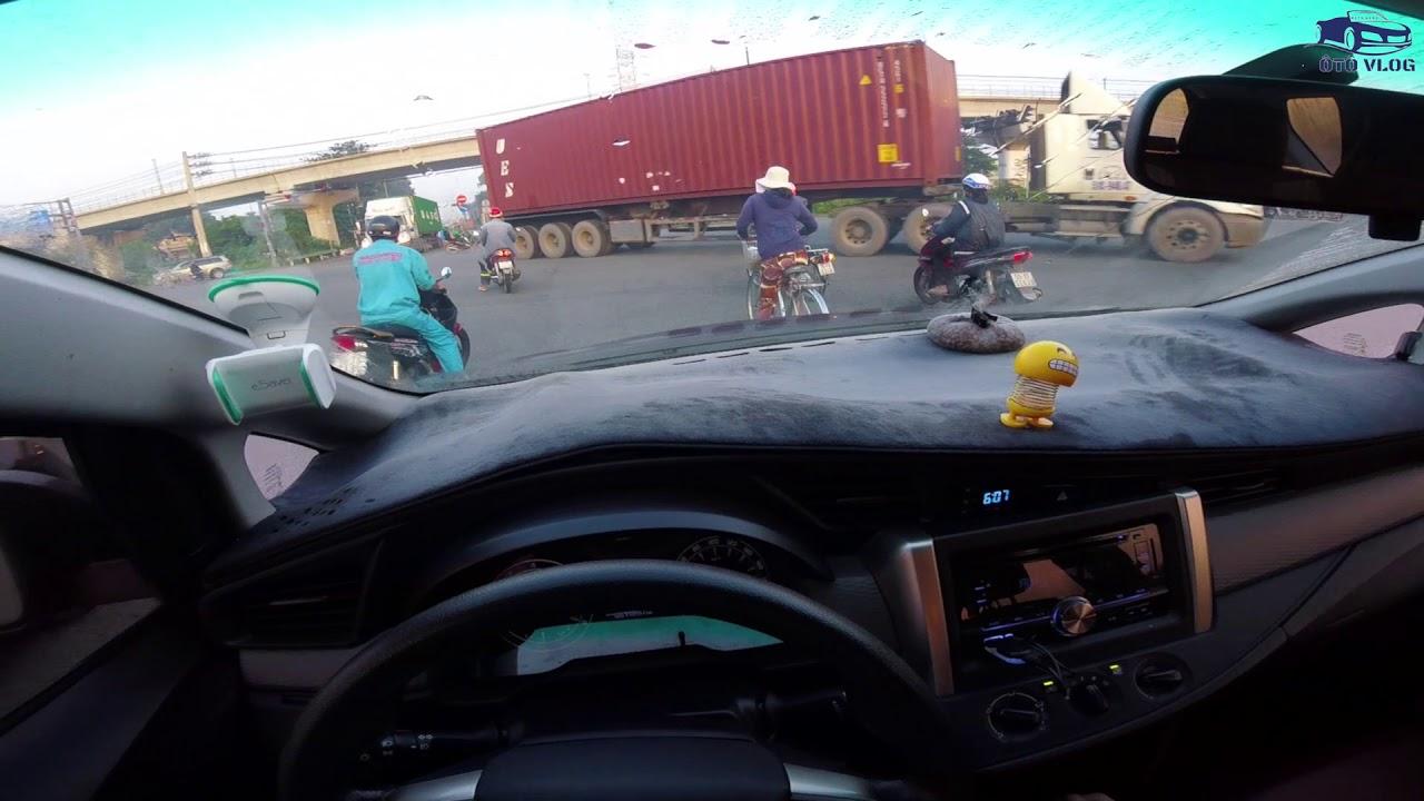 Căn khoảng cách Ô Tô Và xe máy cần biết | Nguy Hiểm  Ô Tô Vlog 26