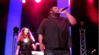 Your Precious Love - Sarah Connor & Troy Afflick live Lauchheim 23.07.2011