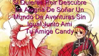 Opening Candy Candy Karaoke