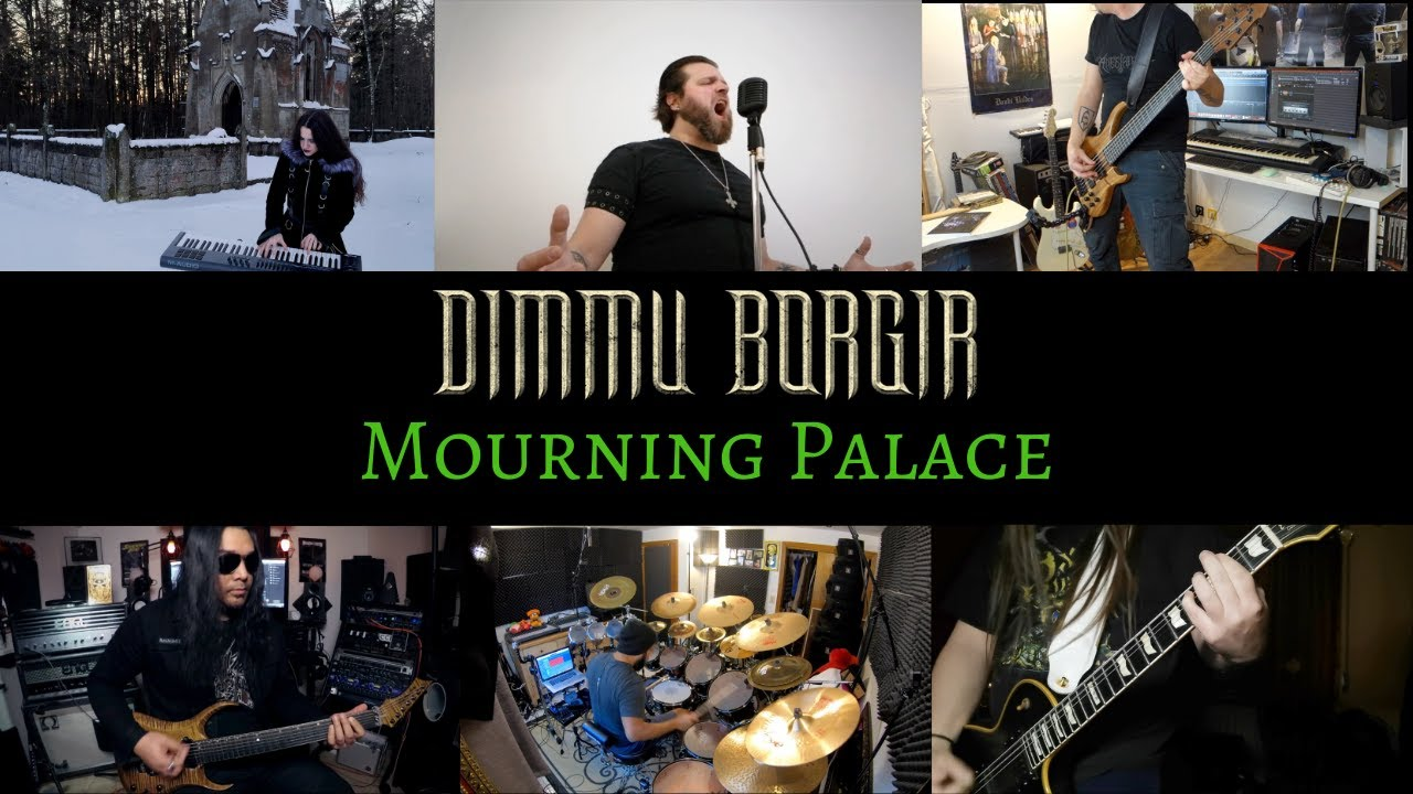 Dimmu Borgir - Mourning Palace [Collaboration Cover]