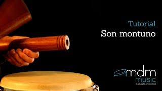 Son montuno lesson by Michael de Miranda