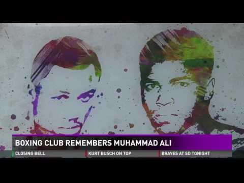 Local Boxers react to Muhammad Ali