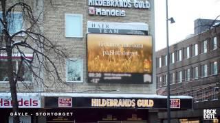 Tre- Campaign -  Brick Digital Outdoor Media