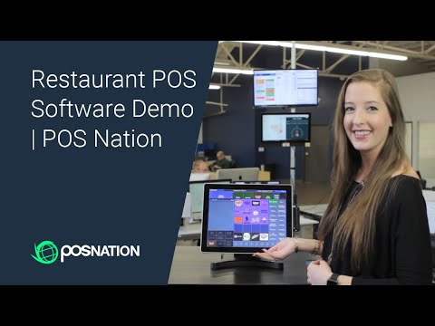 Restaurant POS Software Demo | POS Nation