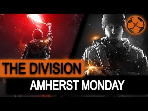 The Division 🔴 Amherst Monday | Weekly Assignments | Giving Away Exotics | PC Gameplay