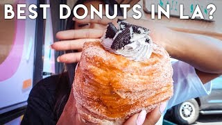 Cheat Day: Best Donuts in Los Angeles? W/ Magic Mikey