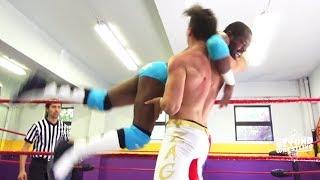 [Free Match] Brandon Watts vs. Cam Zagami | Beyond Wrestling at New England Pro Wrestling Academy