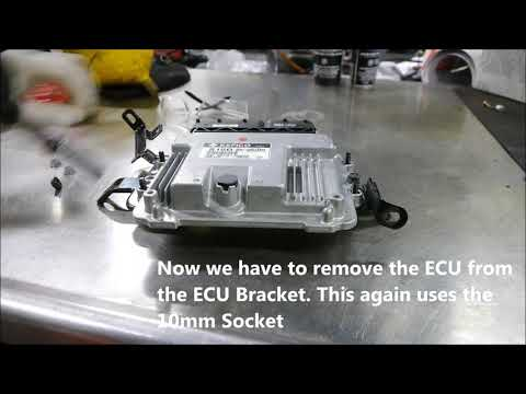 BTRcc Hyundai Veloster ECU install DIY video