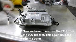 BTRcc | Hyundai Veloster ECU install DIY video(Step by step instructions on how to remove and install a new ECU in the Hyundai Veloster., 2013-09-04T01:06:34.000Z)