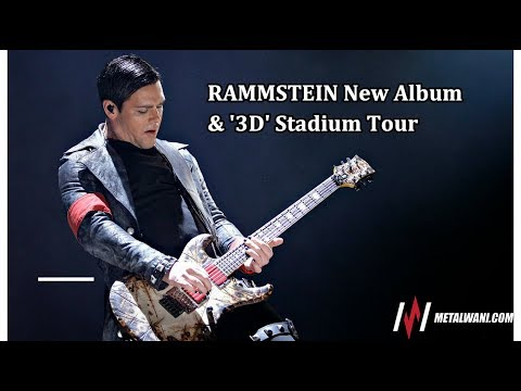 RAMMSTEIN's Richard Kruspe on New Album, 3D Stadium Tour & Stealing A Cow With TILL LINDEMANN (2019) Mp3