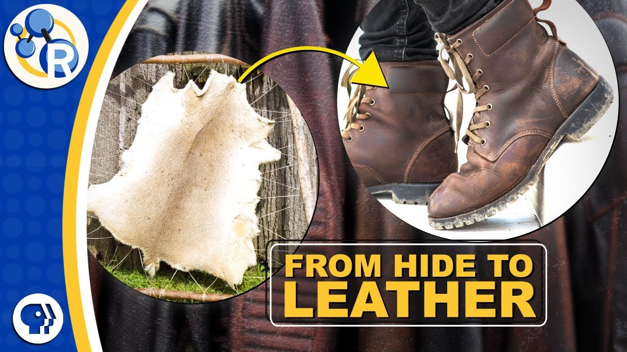 What Is Leather Made Of >> How Is Leather Made