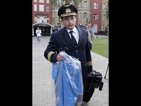 Дамир Юсупов пошел учиться на пилота в 32 года