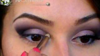 EASY PROM MAKEUP For ANY Dress Color