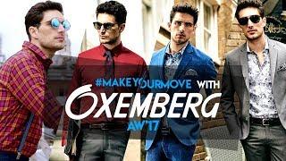 Oxemberg – Autumn Winter Campaign 2017 (60 Sec)