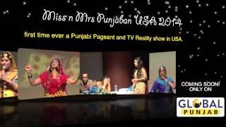 Miss n Mrs Punjaban USA 30sec Promo Global Punjab TV
