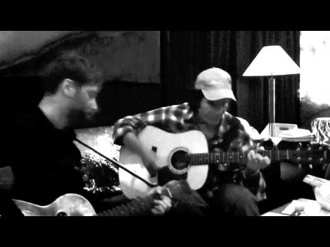 """John Fogerty & The Black Keys - """"The Weight"""" Dressing Room Rehearsal Footage"""