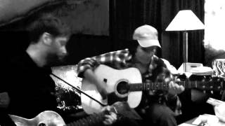 "John Fogerty & The Black Keys - ""The Weight"" Dressing Room Rehearsal Footage"
