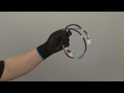 Blower Motor Wire Harness – Kitchenaid Gas Downdraft Cooktop Repair (Model #KCGD506GSS00)