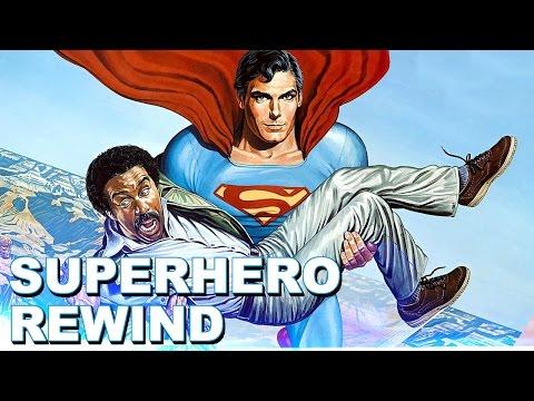 Superhero Rewind: Superman 3 Review