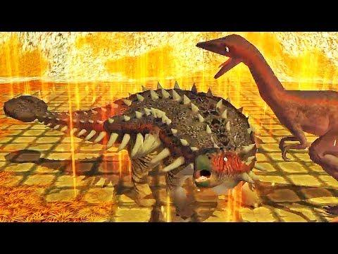 Ankylosaurus Simulator 3D | Eftsei Gaming