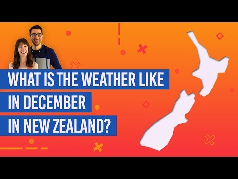 What Is The Weather Like In December In New Zealand?