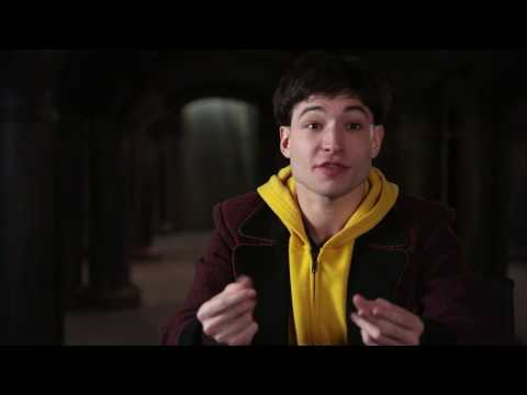 "Fantastic Beasts and Where To Find Them ""Credence Barebone"" Interview - Ezra Miller"