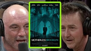 Edward Norton on Motherless Brooklyns Journey from Print to Screen
