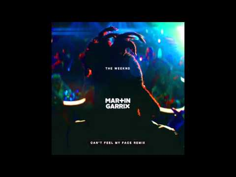 The Weeknd  Cant Feel My Face Martin Garrix Remix