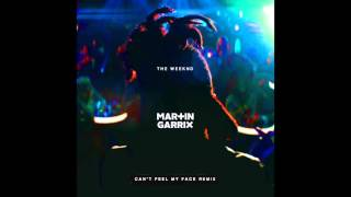 Video The Weeknd - Can't Feel My Face (Martin Garrix Remix) download MP3, 3GP, MP4, WEBM, AVI, FLV Oktober 2017