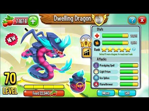 dragon-city:-dwelling-dragon,-new-legendary-|-exclusive-dragon!-😱