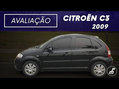 Citroën C3 GLX 2009 - Vale Ou Não A Pena Comprar
