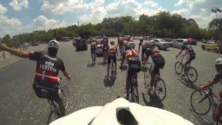 Team Best of Horsens 2013 - 7. etape - Triumfbuen