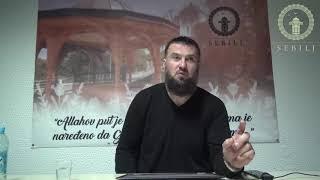 Hfz.Almir Kapić - Šta nam može pomoći na Sudnjem danu mimo dobrih djela