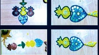 Diwali decoration ideas/easy Diwali decoration ideas/decoration for Diwali