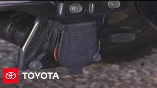 2007 - 2009 Tundra How-To: Towing - Trailer Brake and Light Connections | Toyota