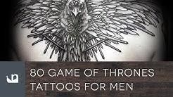 80 Game Of Thrones Tattoos Tattoos For Men