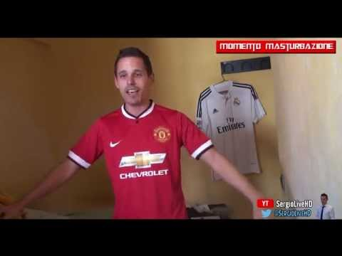 UNBOXING - Di María #7 Manchester United 2014-15 Home Kit / Camiseta