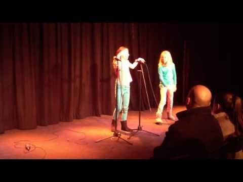 Maddy & Avery (MAVE) sing Friendship