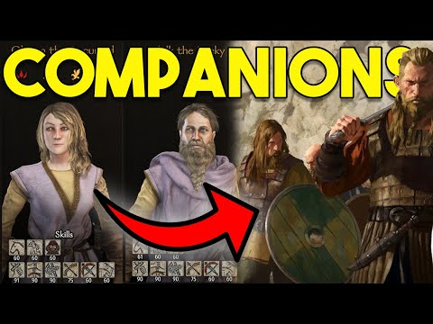 ULTIMATE GUIDE To COMPANIONS in Bannerlord!
