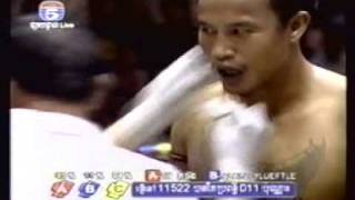 Eh Phutong vs Alain Sylvestre pt1