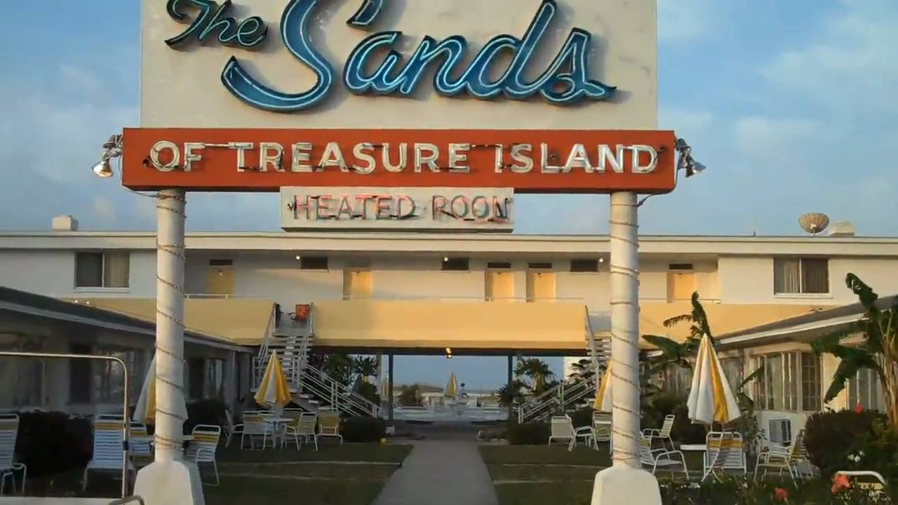 Treasure Island St Petersburg Florida Beach Hotel Motel Tour 1 Of 3 You