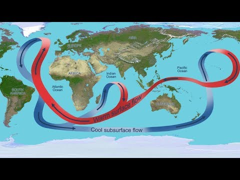 Global Warming's Impact on Ocean Currents to Amplify Sea Level Rise